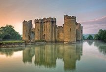 Castles of Britain / Castles  / by Laura O'Neill