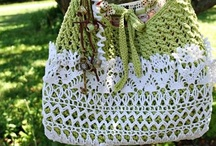 Crochet Purses / by * RobsFan-tasy *