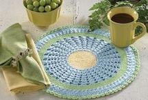 Crochet Kitchen / by * RobsFan-tasy *