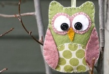 Felting Ideas / by Renee Thompson