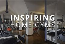 Inspiring Home Gyms