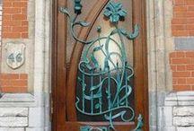 Art Nouveau / Art nouveau loveliness  / by Laura O'Neill