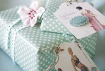 Gorgeous packaging and wrapping / Packaging and wrapping  / by Laura O'Neill