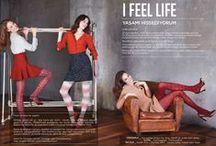 Penti 2013 - 2014 Sonbahar - Kış Çorap Katalogu