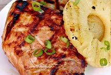Pork Recipes / Pork is a versatile meat that can be baked, grilled, place in the slow cooker and more.