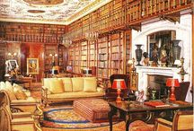 Libraries / Beautiful libraries / by Laura O'Neill