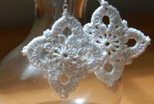 Crochet Jewelry / by * RobsFan-tasy *