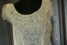 Vintage 1920's bridal dresses / A collection of 1920's bridal dresses from my shop