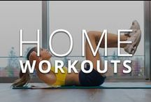 Home Workouts / No gym? No problem!