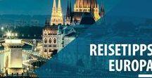 Reisetipps Europa / Du suchst noch Inspiration für Deine nächste Reise? Egal, ob Du einen Citytrip planst, einen Abenteuerurlaub erleben willst oder auf der Suche nach Wellness und Erholung bist, finde Dein passendes Erlebnis!