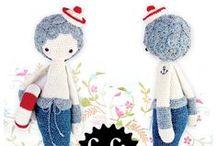 Lalylala dolls. / by * RobsFan-tasy *