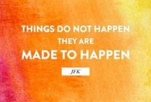 My 2015 / #MakeItHappen #Powersheets #2015 #Inspiration #Goals #LetsDoThis