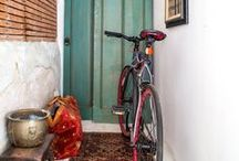Bikes & Bike Storage on Apartment Therapy / Bike sightings from real homes.