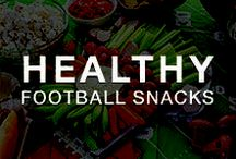 Healthy Football Snacks / Our favorite healthy recipes to help you celebrate game day without getting off track.