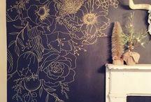 Murals / Fabulous art on walls