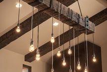 Light My Way / Unique light fixtures