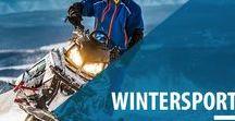Wintersport / Hier findest Du alle coolen Erlebnisse für den Winter! Ob Bobfahren, Snowboard fahren oder Snowkiting - hier ist für jeden etwas dabei!