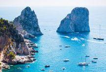 ~ Sorrento, Capri e Costiera Amalfitana ~