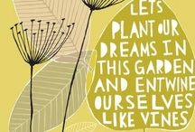 Dreaming .... Garden! / To relax, to heal, to just be!