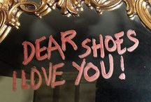 Shooooozzzz shoes yess please!