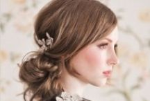 Wedding Hair Ideas / This board is full of inspiration for your wedding hair, whether yours is long, short or medium length.  Get ready to be inspired!