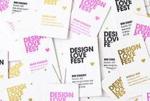 Business Cards, etc. / by Studio:Pop