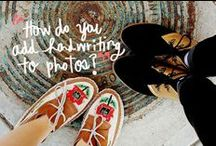 // BLOGGING // / Helpful hints and tips