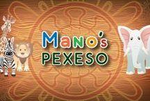 Mano's Pexeso Kids Memory Game / Memory game for kids.