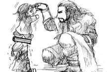Line Of Durin / Warning: Spoilers / by Silver Hawk
