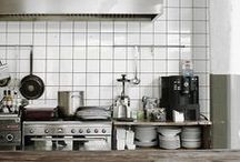 A space for cooking
