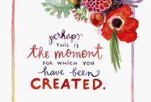 // SPIRITUALITY & GOOD VIBES // / Positivity, manifestation and faith