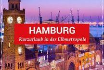 Städtereisen Hamburg / Bei einem Kurzurlaub in Hamburg finden Sie das große Vergnügen im kleinen Rahmen - ein breites Freizeitangebot zwischen Sightseeing, Wellness, Sport und Vergnügen wird Sie in wenigen Tagen verzaubern.