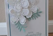 Love & Sympathy Cards / Wedding, sympathy, get well, thinking of you, anniversary, friendship cards