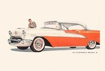 Classic American Car Ads / Car Ads for Sale by Bradbury and Evans.
