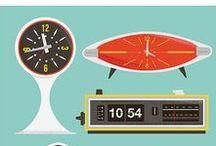 Project clock / Inspiration till en klocka
