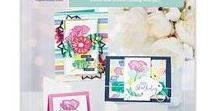 2017-2018 Stampin' Up Annual Catalog / Paper crafting projects made with stamps and products from the 2017-2018 Stampin' Up! Annual Catalog