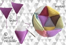 crocheting ideas - misc.