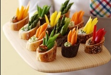 fingerfood & appetizers