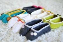 crocheting ideas - slippers