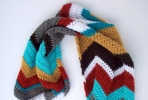 crocheting ideas - scarves