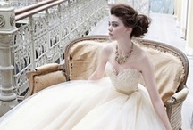 Amazing Wedding Dresses | /   / by Jasmyn Law