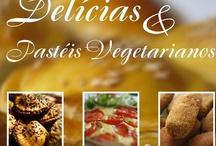 Delícias e Pastéis vegetarianos