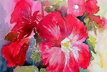 Akvarell / watercolor