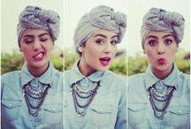 HijAb+abaya+turban