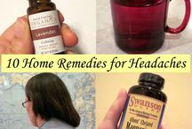 Huskurer / home remedies