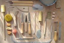Keramikverktyg / Potters tools
