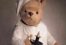 Nallebjörnar / teddybears