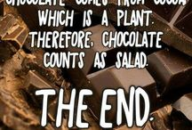 ❤CHOCOLATE❤ / I LOVE CHOCOLATE!  ALL THINGS AND EVERYTHING CHOCOLATE! / by Silvia Earhart