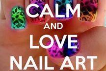 Nail Art / allemaal verschillende nagellak patroontjes