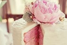 Wedding Cakes / Beautiful, scrumptious wedding cakes